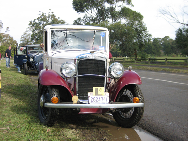 The Austin Motor Vehicle Club of NSW welcomes members  of all ages.